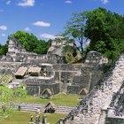 Información general sobre los mayas