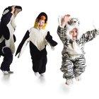Actividades para niños sobre la jungla