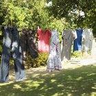 ¿Qué causa el olor rancio de la ropa lavada?