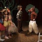 Actividades de actuación para los niños