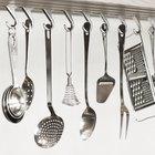 Herramientas de cocina y sus funciones