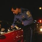¿Puedes ser policía teniendo antecedentes penales?