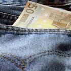Como remover a costura do bolso de uma calça Levi's
