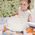 Como evitar as bolhas de ar em um bolo