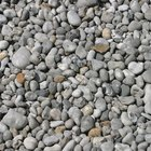 How to replace grass with types of pebbles