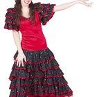 Cómo hacer un vestido de flamenco para niñas