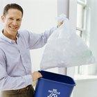 Cómo hacer una camiseta con una bolsa de basura