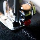 Cómo operar una máquina de coser Dressmaker