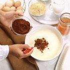 Cómo moler los granos de cacao