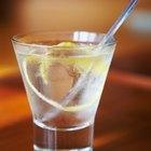 Como preparar bebidas sem álcool com água tônica
