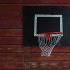 Como instalar uma cesta de basquete em uma casa de tijolos