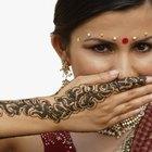 Como usar água oxigenada para clarear a tatuagem de henna