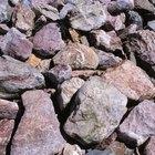 Instalación de piedras en el suelo