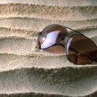 ¿Cómo reparar los lentes de gafas Ray-Ban rayados?