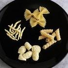 Cómo cocinar pasta y guardarla