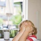 Desobediencia en niños pequeños