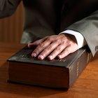 Como escribir una carta de testimonio
