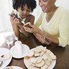 Como guardar biscoitos amanteigados depois de assá-los?