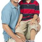 ¿Los niños heredan la personalidad de sus padres?