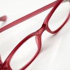 ¿Cuáles son las partes de los anteojos?