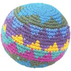 How to Knit a Large Ball