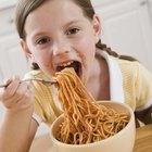 Como saber se o espaguete está velho