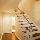 Cómo pintar el hueco de una escalera