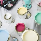 Cómo pintar habitaciones pequeñas para que parezcan más brillantes