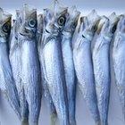 Cómo cocinar sardinas congeladas