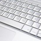 Funções do teclado de um notebook