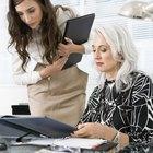 Cómo evaluar un rendimiento en el trabajo de oficina