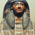 Como fazer um sarcófago para um trabalho de História