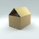Instrucciones para hacer sillas a partir de cajas de cartón