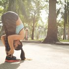 Yoga Poses for Acne Skin