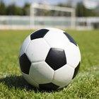 Quais os materiais utilizados para fazer uma bola de futebol?