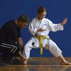 Job Description of a Martial Arts Instructor
