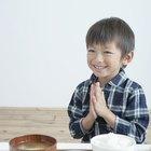 Cómo enseñarle a los niños el Padre Nuestro