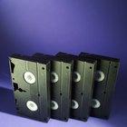 Cómo deshacerse de las cintas VHS