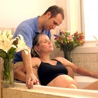 Is Epsom Salt Safe to Bathe in While Pregnant?