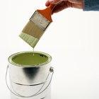 Como tirar tinta utilizando aguarrás