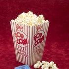 Como fazer pipoca amanteigada de cinema?