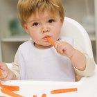 Cenas saludables para niños pequeños