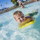 Ideas para dar lecciones de natación a niños de 5 años