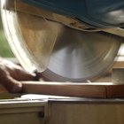 How to build a theater door frame