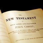 Contenido del Nuevo Testamento