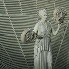 Símbolos dos deuses e deusas da mitologia grega