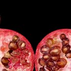 Eliminación de las manchas de jugo de granada