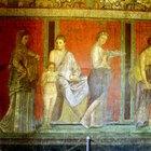 Murales antiguos romanos