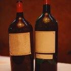Proceso de añejamiento del vino tinto