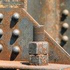 Cómo tratar el acero picado y oxidado